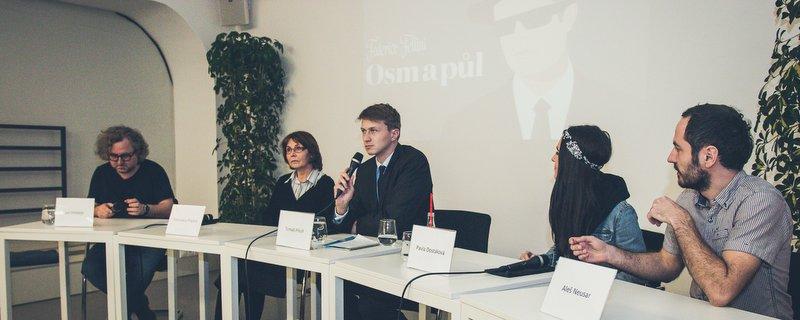 Projekt 100 - diskuse o životní a tvůrčí krizi