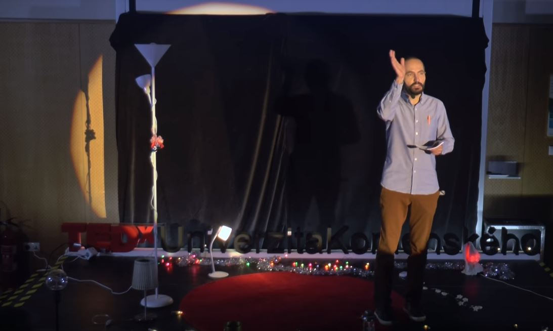 TEDx Univerzita Komenského